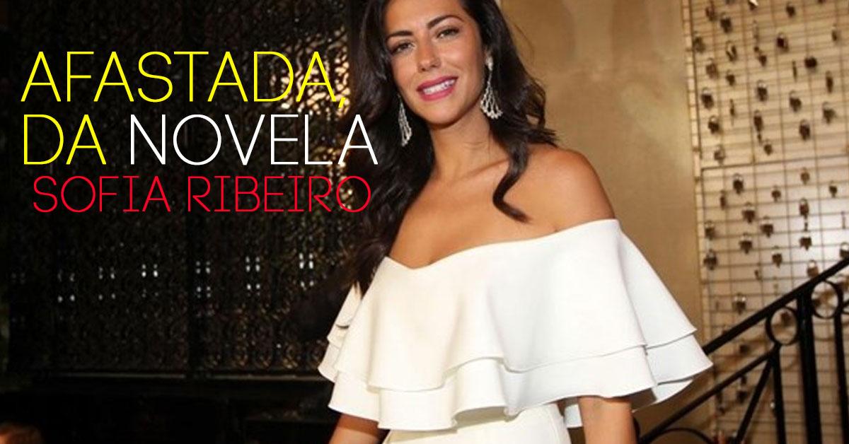 Photo of Sofia Ribeiro vai ser afastada da novela da TVI, «Santa Bárbara»