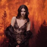 Kendall Jenner showcases pert bottom in sexy lingerie for LOVE advent