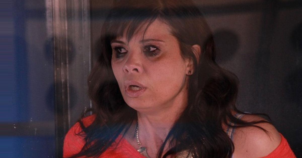 Gisela Serrano revoltada