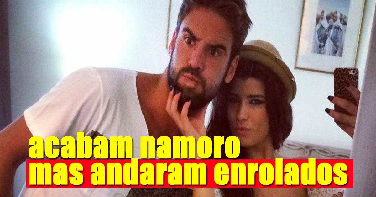 Photo of Sofia Sousa e Diogo Marcelino acabam namoro… mas andam meses enrolados