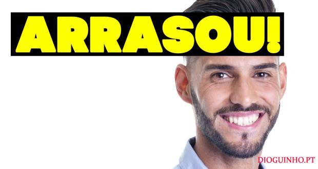 Gonçalo Quinaz arrasa Marta Cruz