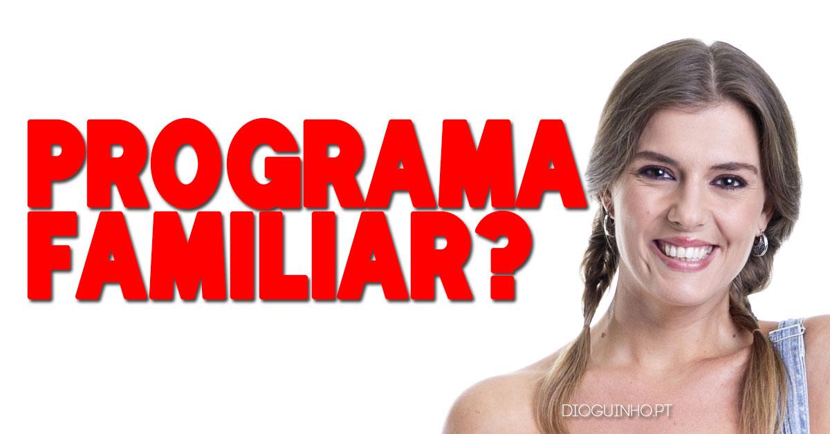 Photo of Romana simula orgasmos em alto e bom som. Programa familiar?