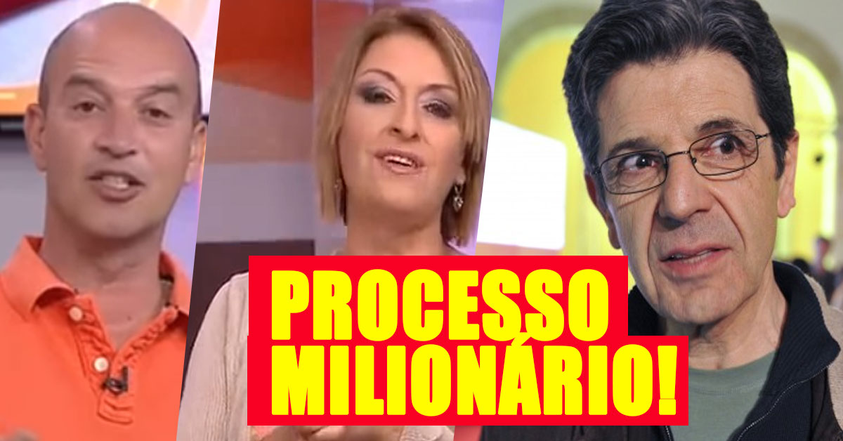 Photo of Manuel Maria Carrilho processa Maya e Nuno Graciano. Indemnização milionária
