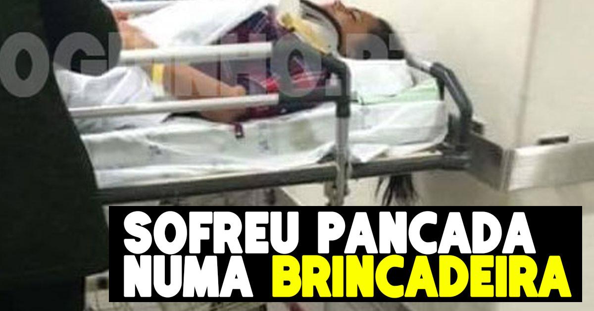 Photo of Kelly Medeiros está internada no Hospital de Santa Maria. Já fala e sorri