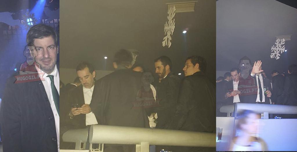 Bruno de Carvalho expulso de discoteca no Funchal