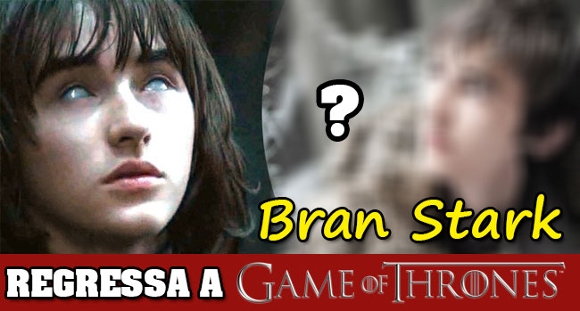 Photo of Bran regressa a Game of Thrones, mas está muito mais velho!
