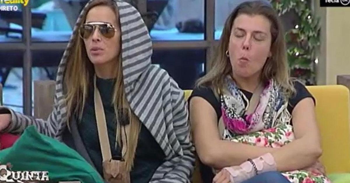 Photo of Érica Silva já regressou à Quinta mas parece que passou mal