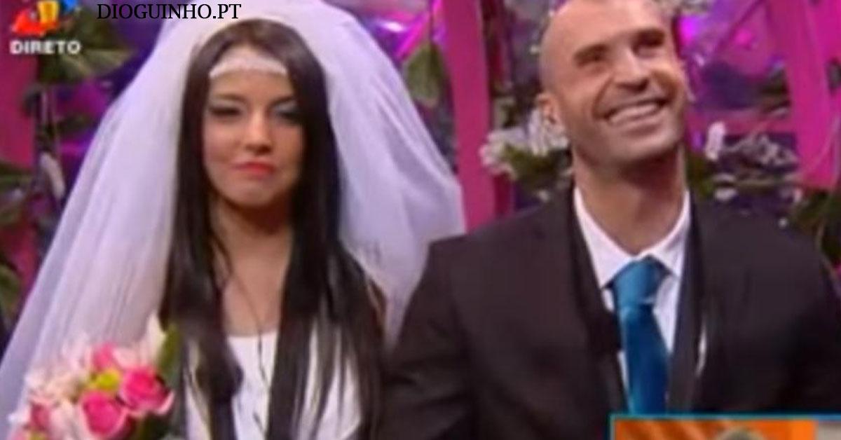 Photo of Bruno Sousa e Elisabete Moutinho estão casados… há 1 ano