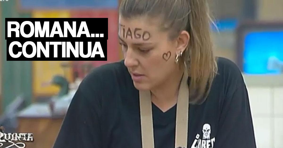 Photo of Romana teve mais uma maluqueira pelo Santiago Janado