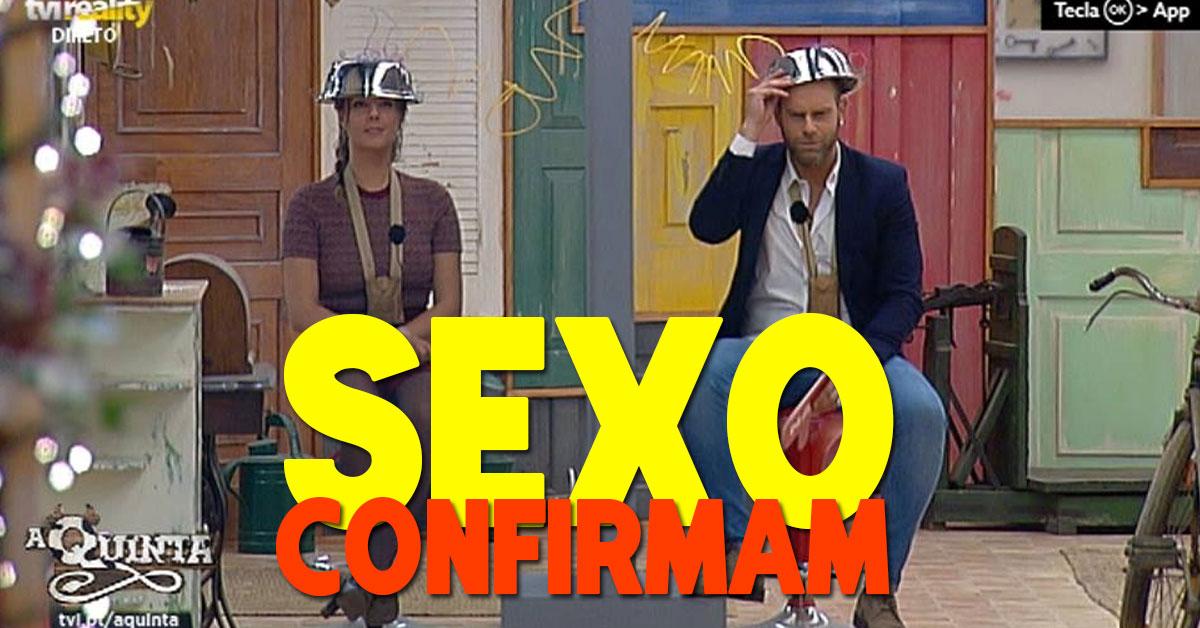 Photo of Romana e Santiago confirmam que já se enrolaram: SEXO