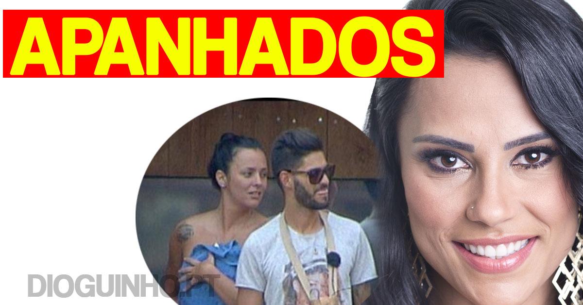 Photo of Kelly Medeiros apanha Quinaz e Marta Cruz aos beijos na boca?