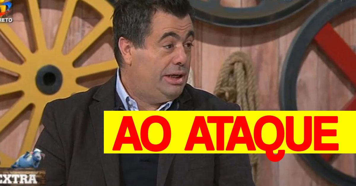 Photo of Quinto Aires ataca a Sofia Sousa em Directo (Vídeo)