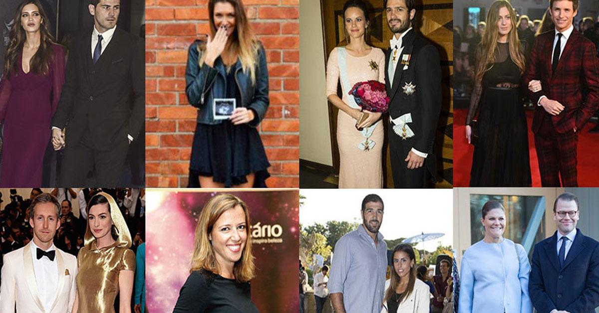 Photo of Os famosos que vão ser pais em 2016