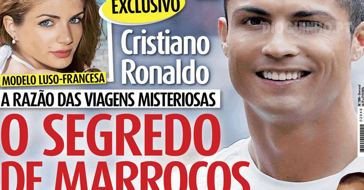 Photo of Já conheces a nova namorada de Cristiano Ronaldo?
