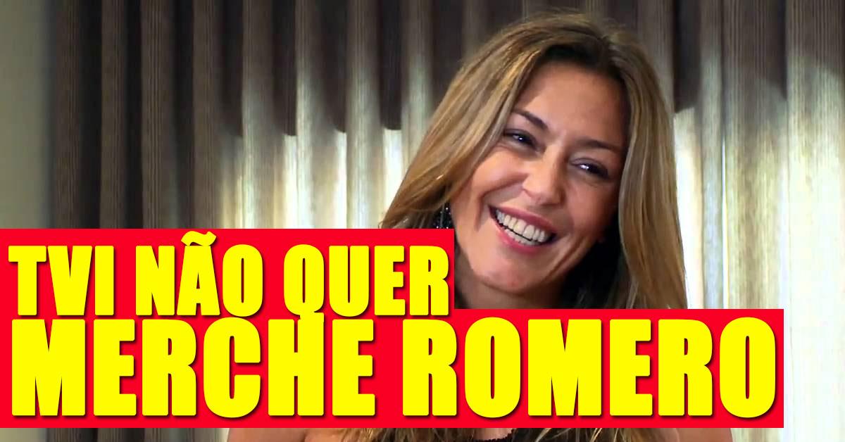 Photo of TVI não quer Merche Romero