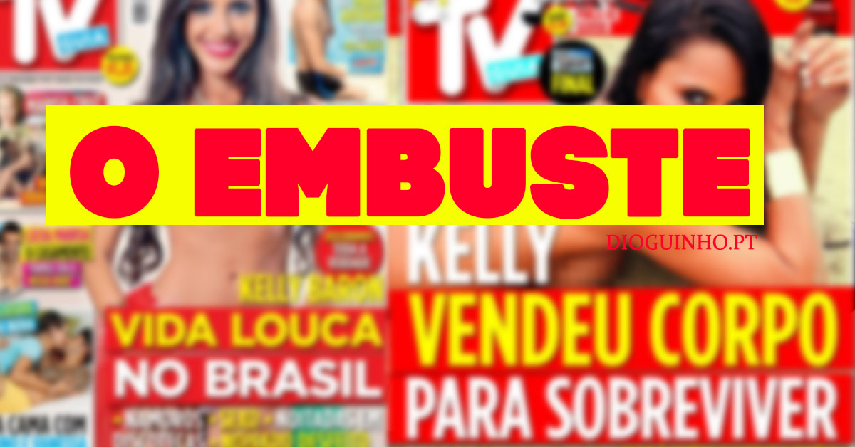 Photo of TVGuia lança nova capa tendenciosa, falsa e para proteger concorrentes