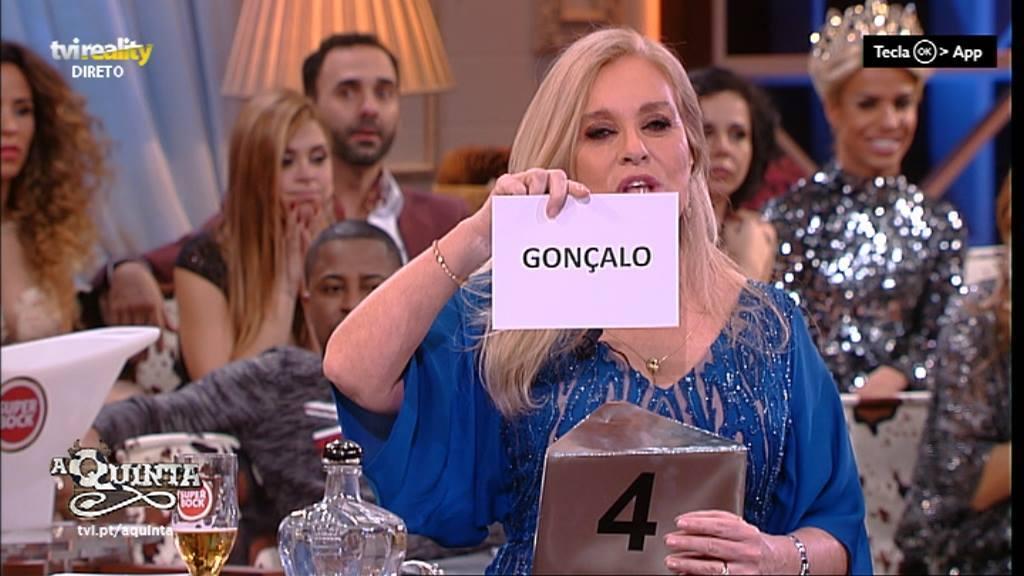 Photo of Gonçalo é o quarto classificado de A Quinta