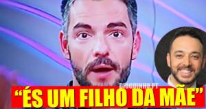 Cláudio Ramos ataca Rui Sinel de Cordes