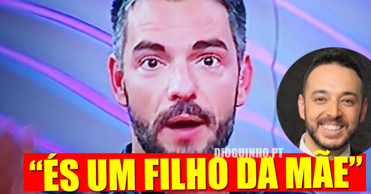 """Photo of Cláudio Ramos ataca Rui Sinel de Cordes """"és um filho da mãe, diz-me isso na cara"""""""