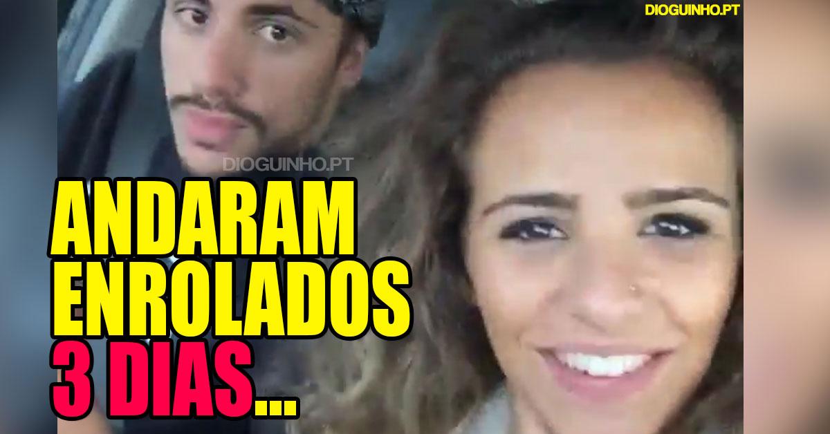 Photo of Pedro Barros andou enrolado com a Inês 3 dias, depois chutou-a para canto