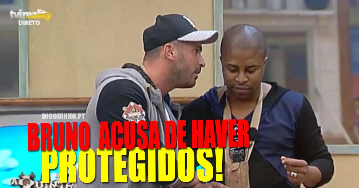 Photo of Cadeira Quente acabou em discussão e desculpas falsas do António (completo)