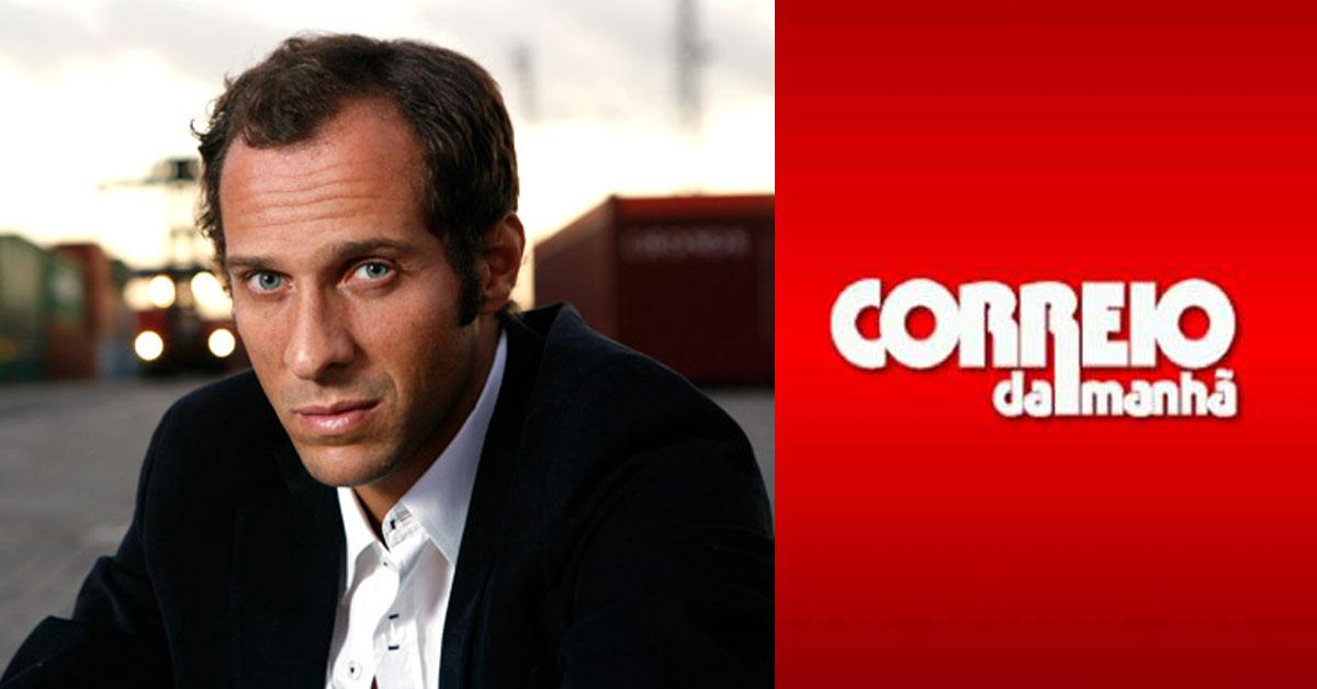 Photo of CM pede desculpa ao actor José Carlos Pereira