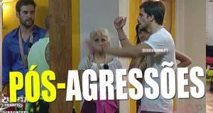 agressões de Pedro Capitão