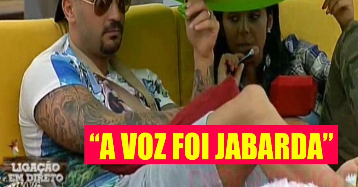 Photo of Concorrentes andam danados com a VOZ