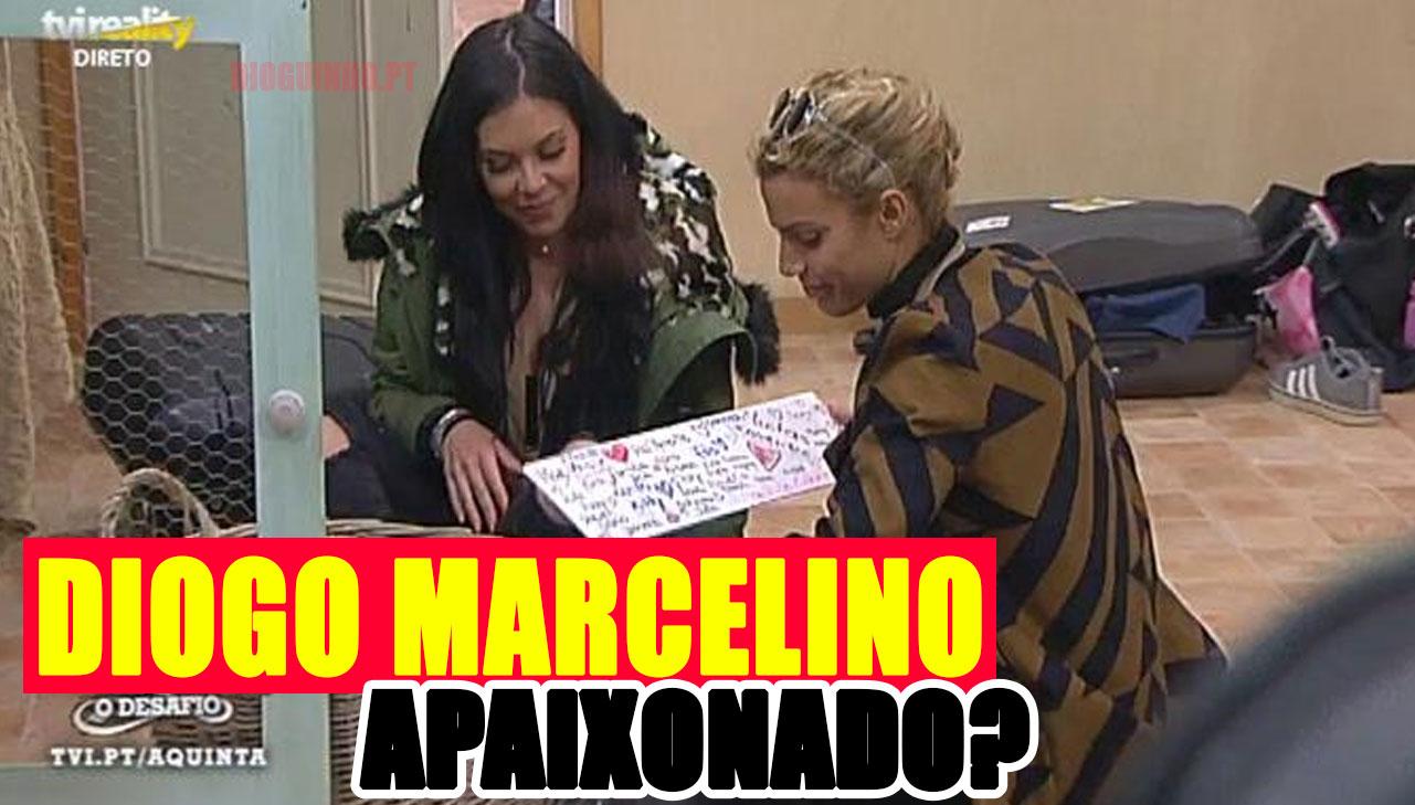 Photo of Carlos Costa fala com Jéssica sobre Diogo Marcelino. Apaixonado?