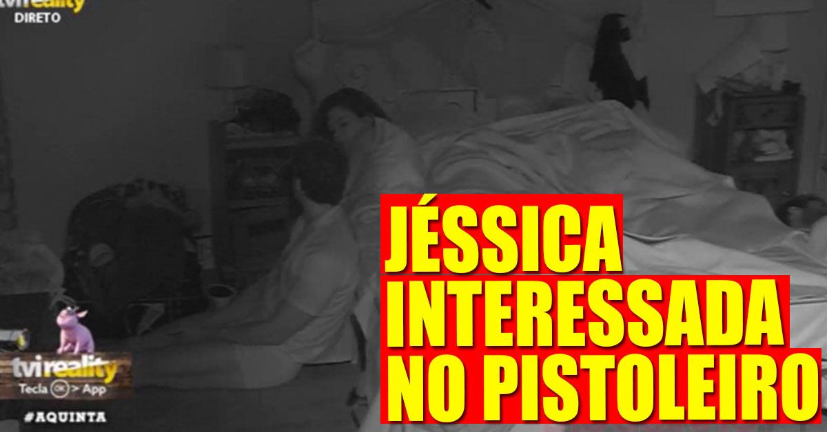 Photo of Jéssica Maria está mesmo interessada no pistoleiro