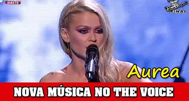 Photo of Aurea lança nova música no The Voice Portugal