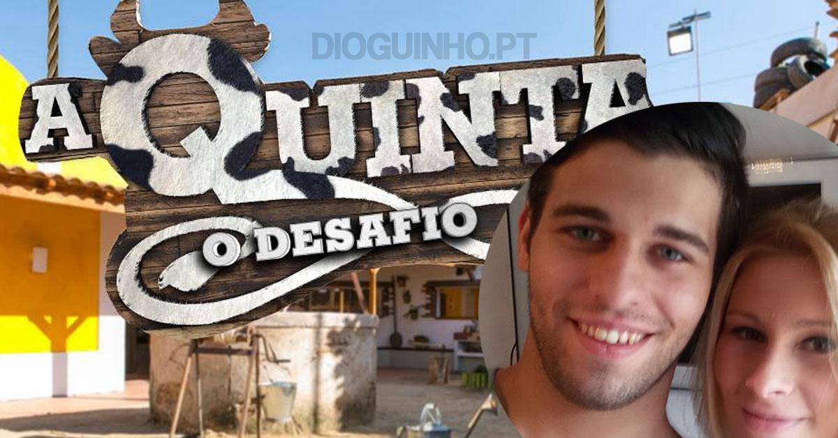Photo of Tiago Ginga e Bernardina Brito na A Quinta – Desafio