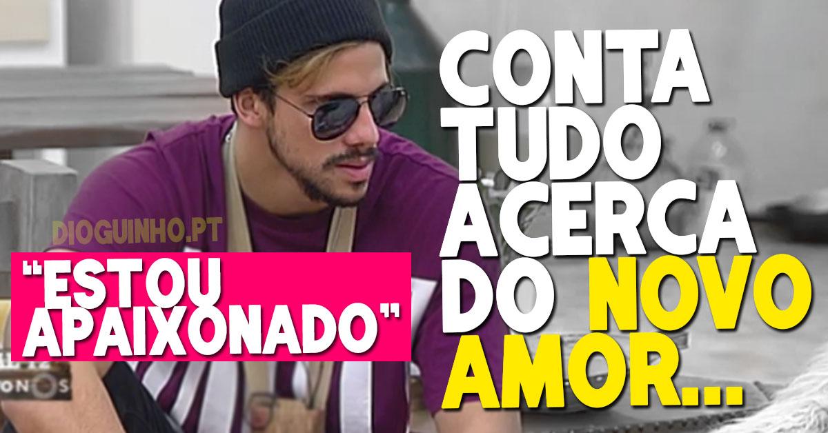 Photo of Pedro Barros assume que está apaixonado pela Bruna