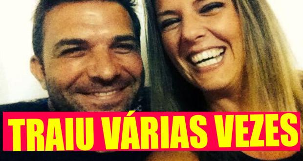 Romana acusada pelo 'ex' Pedro Zarcos