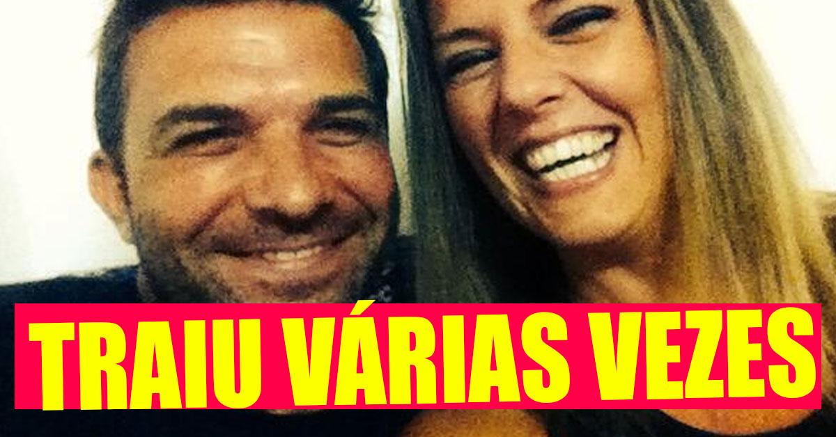 """Photo of Romana está danada com o seu «ex»: """"está a mentir, nunca o traí"""""""