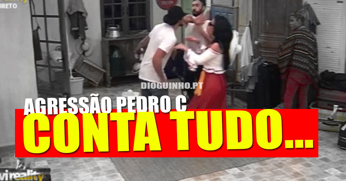 Daniel explica tudo sobre a agressão do Pedro Capitão