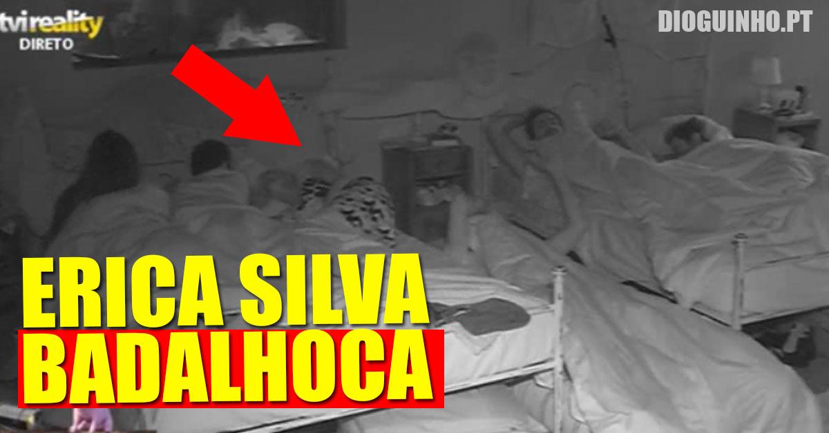 Photo of Érica Silva dá «PUM» na cara do Diogo Marcelino