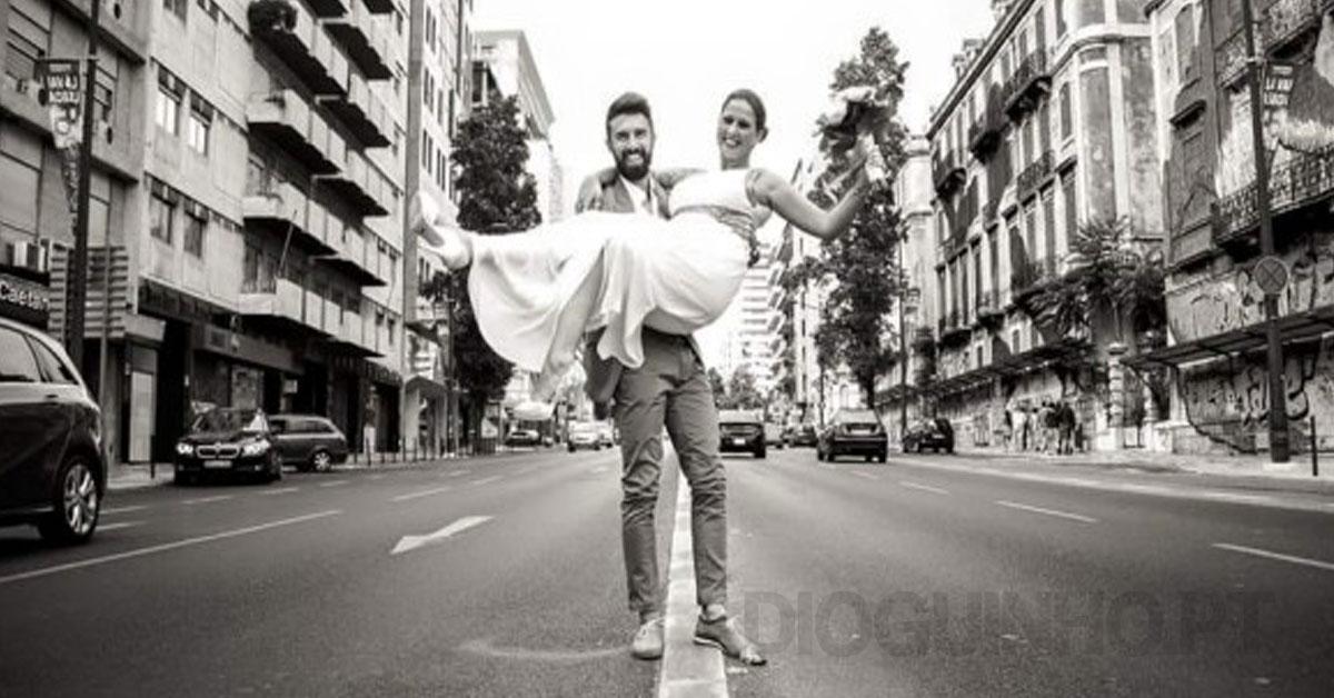 Photo of Daniela Pimenta vai casar pela igreja já este ano