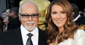 Aos 73 anos, morre marido de Celine Dion
