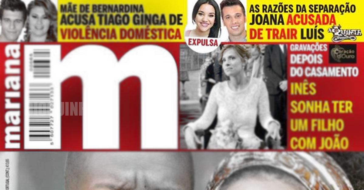 Photo of Joana Diniz traiu novamente o Luís Nascimento
