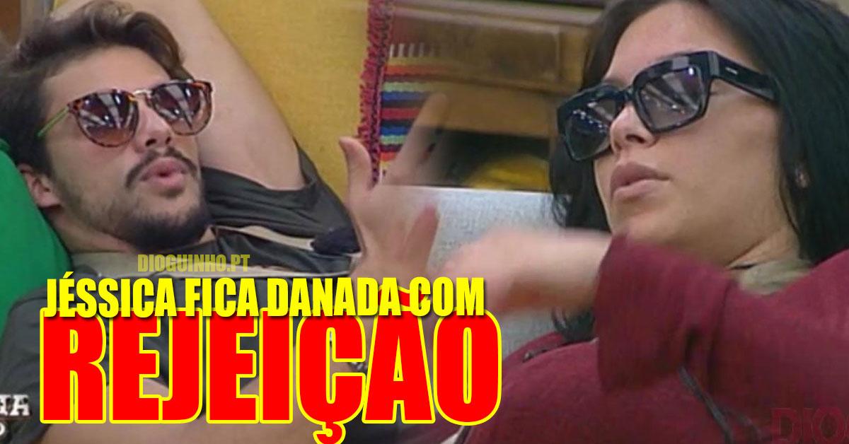 Photo of Jéssica Maria e o Pedro Barros discutiram novamente. Ela foi rejeitada