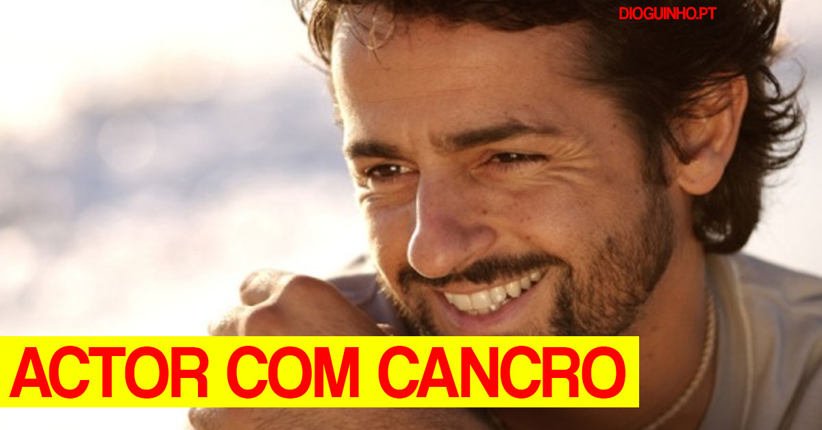 Photo of Gonçalo Diniz tem cancro