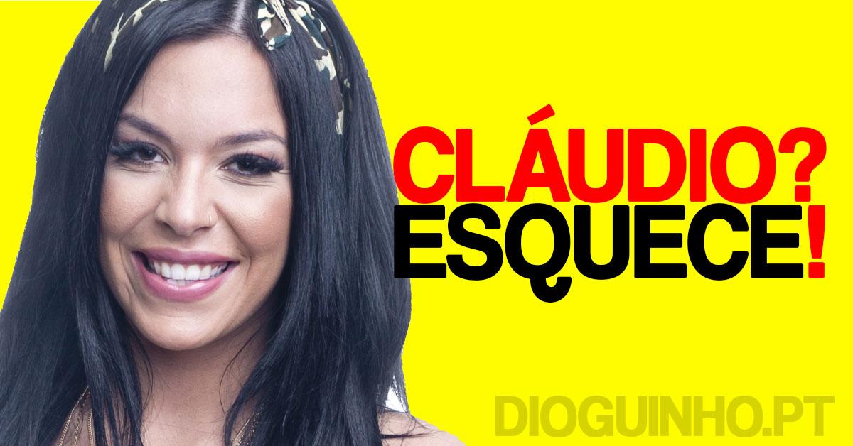 Photo of Jéssica não quer sequer ouvir o nome de Cláudio Viana