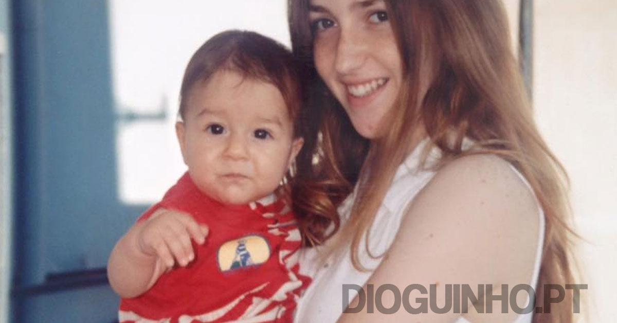Photo of Raquel Henriques foi mãe há 20 anos, e deixa mensagem de amor