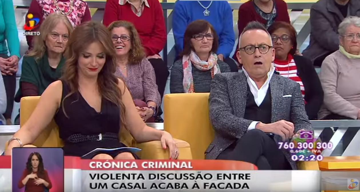 Photo of Jornalista dá FAIL no Você na TV