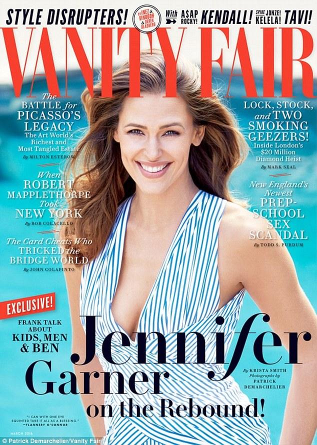Jennifer Garner quebra o silêncio sobre o fim do casamento com Ben Affleck