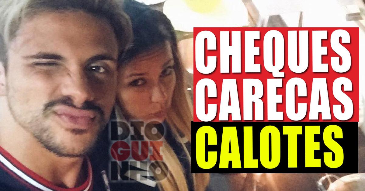 Photo of Namorada de Pedro Barros acusada de passar cheques carecas e calotes