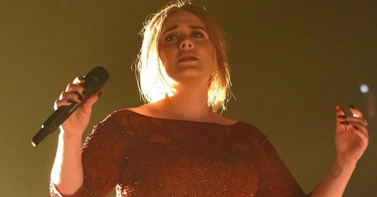 Photo of Adele também desafina, aconteceu nos Grammy