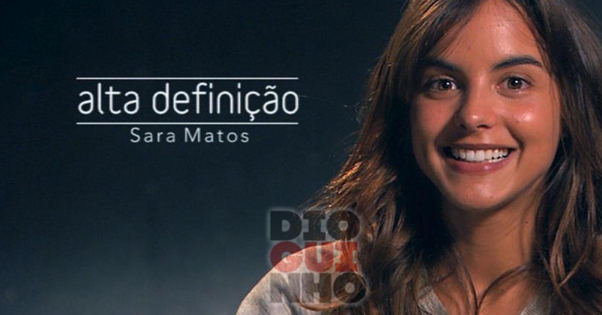 Photo of Sara Matos assume namoro com Pedro Teixeira