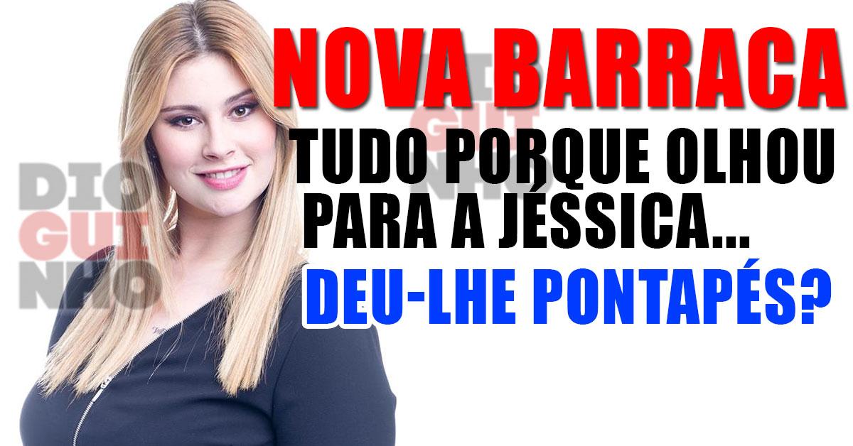 Photo of Nova Bronca da Bernardina com o Tiago Ginga. Deu pontapés?